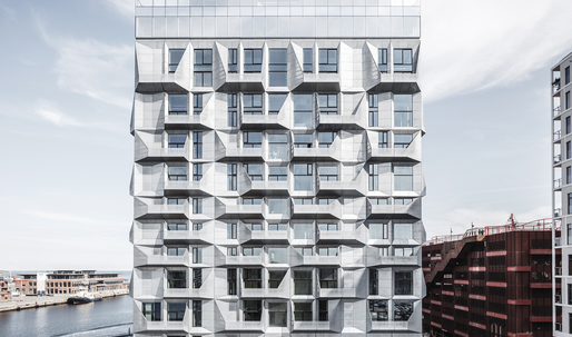 A former silo in Copenhagen transformed into a stunning residential complex