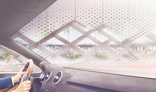 Michael Maltzan proposes greening L.A.'s 134 freeway