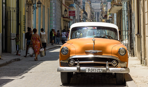 Selling Cuba (Gehry's already there)