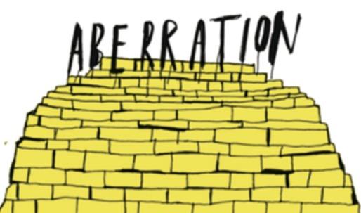 MAS CONTEXT: ABBERATION launches!