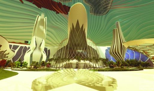 The UAE announces plans to build a miniature city on Mars