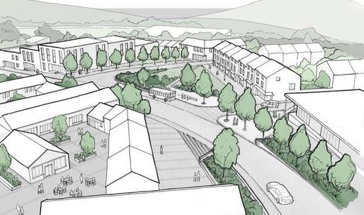 Damien Hirst cancels his Ilfracombe eco-town plans