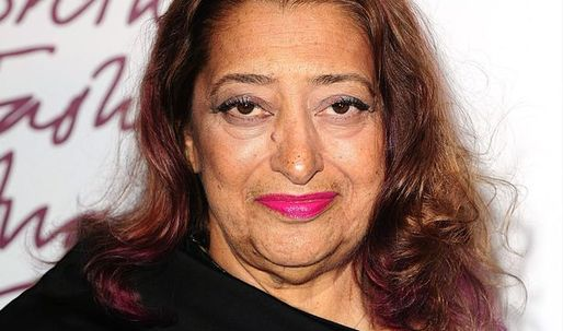 Zaha Hadid sues architecture critic Martin Filler over book review