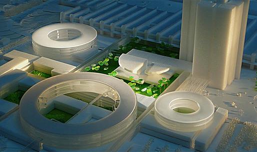 Henning Larsen Architects' Healing Architecture Wins in Herlev, Denmark