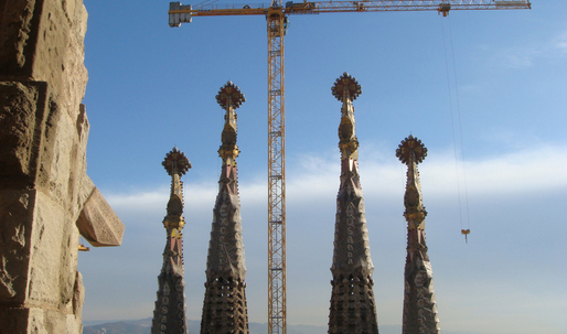 """""""Sagrada: The Mystery of Creation"""" showcases the collaborative efforts to finish Gaudí's towering basilica"""