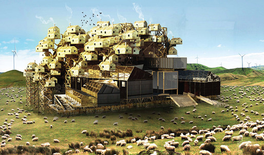 d3 HOUSING TOMORROW - The 2012 Competition Winners