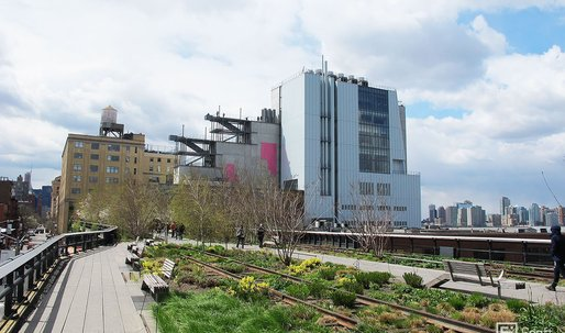 EXCLUSIVE PHOTOS: Take a Tour Inside the Brand New Whitney Museum!
