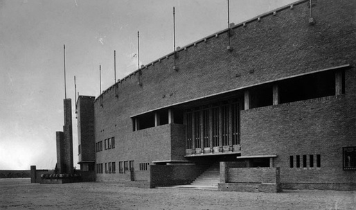 Back when architecture was an Olympic competition