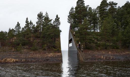 Peter Schjeldahl contemplates Norway's canceled controversial memorial