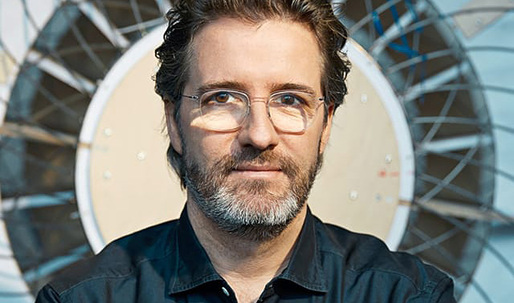 "Olafur Eliasson wins a Crystal Award for ""improving the state of the world"""
