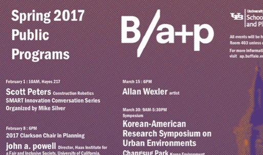 Get Lectured: University at Buffalo, Spring '17