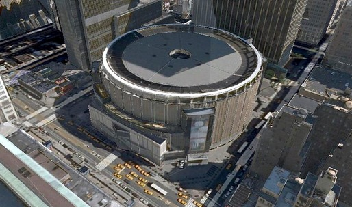 Urban Planners Propose Moving Madison Square Garden to Nearby Post Office