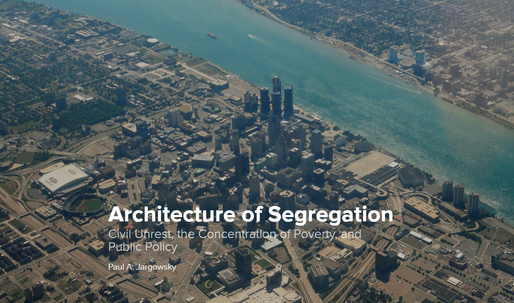 Architecture of Segregation