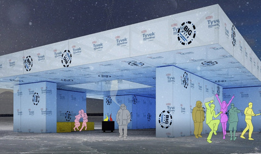 Warming Huts v.2013 - Five Winners Selected