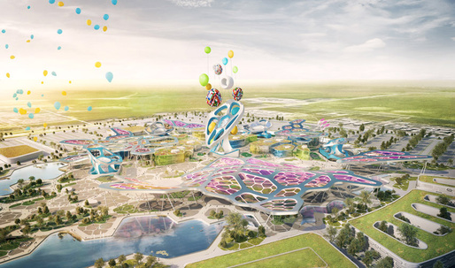Kazakhstan's Astana World Expo 2017 Competition Attracts Big International Names