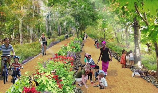 QueensWay Elevated Park Receives Over $440K in Funding for First Phase