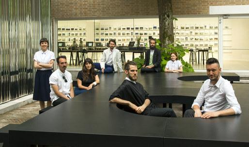 The 2014 U.S. Venice Biennale pavilion reinterprets 100 years of American architecture