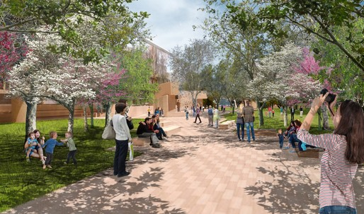 Eisenhower Memorial clears key hurdle on Gehry design