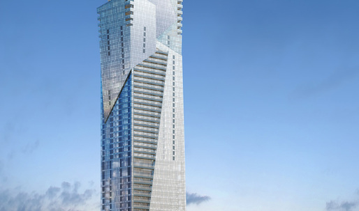 Daniel Libeskind's 60-story Century Spire breaks ground in Metro Manila, Philippines