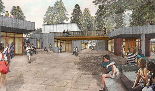 Tod Williams Billie Tsien Architects to design UC Santa Cruz's new Institute of the Arts and Sciences