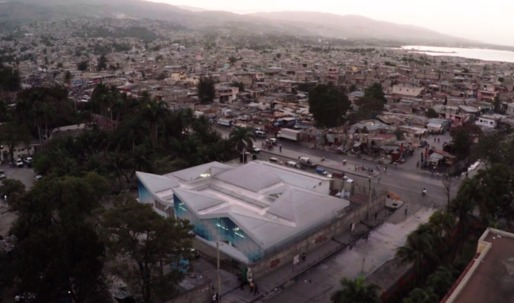 Watch: new documentary tells the story behind MASS Design Group's cholera clinic in Haiti