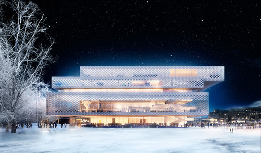 Nobel Center competition shortlists three teams to move on to stage two