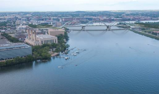 Plans for DC's Frederick Douglass Memorial Bridge upgrade are revealed