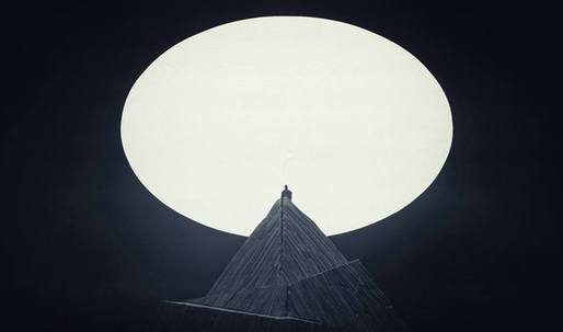 Oana Stanescu, the architect behind Kanye's volcano, talks to NY Times about pushing design boundaries via pop culture