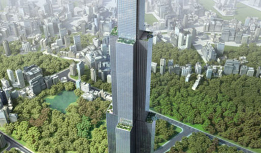 """How the """"Chinese Steve Jobs"""" is trying to build the ideal city"""