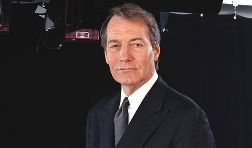 Vincent Scully Prize 2014 awarded to journalist and TV host Charlie Rose