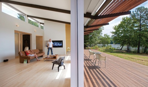 Modernist Houses Across North Carolina Win Top Honors In The 2014 Matsumoto Prize