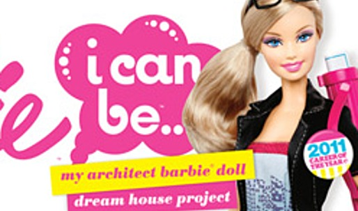 Architect Barbie Dream House Competition