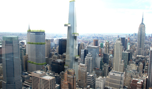 Grand Central Terminal Scheme by WXY Architecture + Urban Design