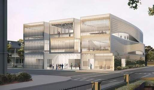 New Clemson University architecture building set to test Charleston's limits on context