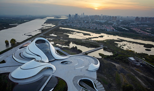 To win recognition, China's smaller cities bet on starchitecture