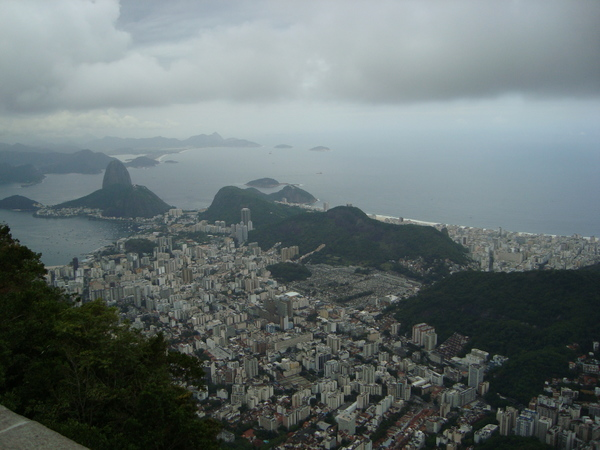 Cultural effects on the Built Environment in Rio de Janeiro