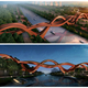 NEXT Architects' bridge in Changsha city