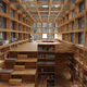 Liyan Library by Li Xiaodong, Tsinghua University, China