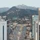 """Sejong-ro, Seoul"" by Shin Kyung-sub (Shin Kyung-sub). Image via The Korea Herald."