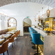 Restaurant or Bar in a Heritage Building (UK): Apero (London) by Dexter Moren Associates