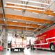 Regional Winner: Manhattan Fire House #3 in Manhattan, KS. Architect – Action Pact Design. Photo © Nicholas Whitney, Action Pact Design
