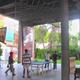 CEPT's interior design patio/gallery/arena
