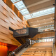 Beauty of Wood: Reed College Performing Arts Building in Portland, OR. Architect – Opsis Architecture. Photo © Christian Columbres Photography
