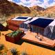 University of Nevada Las Vegas entry for Solar Decathlon 2013. Courtesy of U.S. Department of Energy.