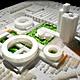 Model photo, Image: Henning Larsen Architects