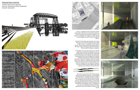 Work by Students, Alumni and Faculty