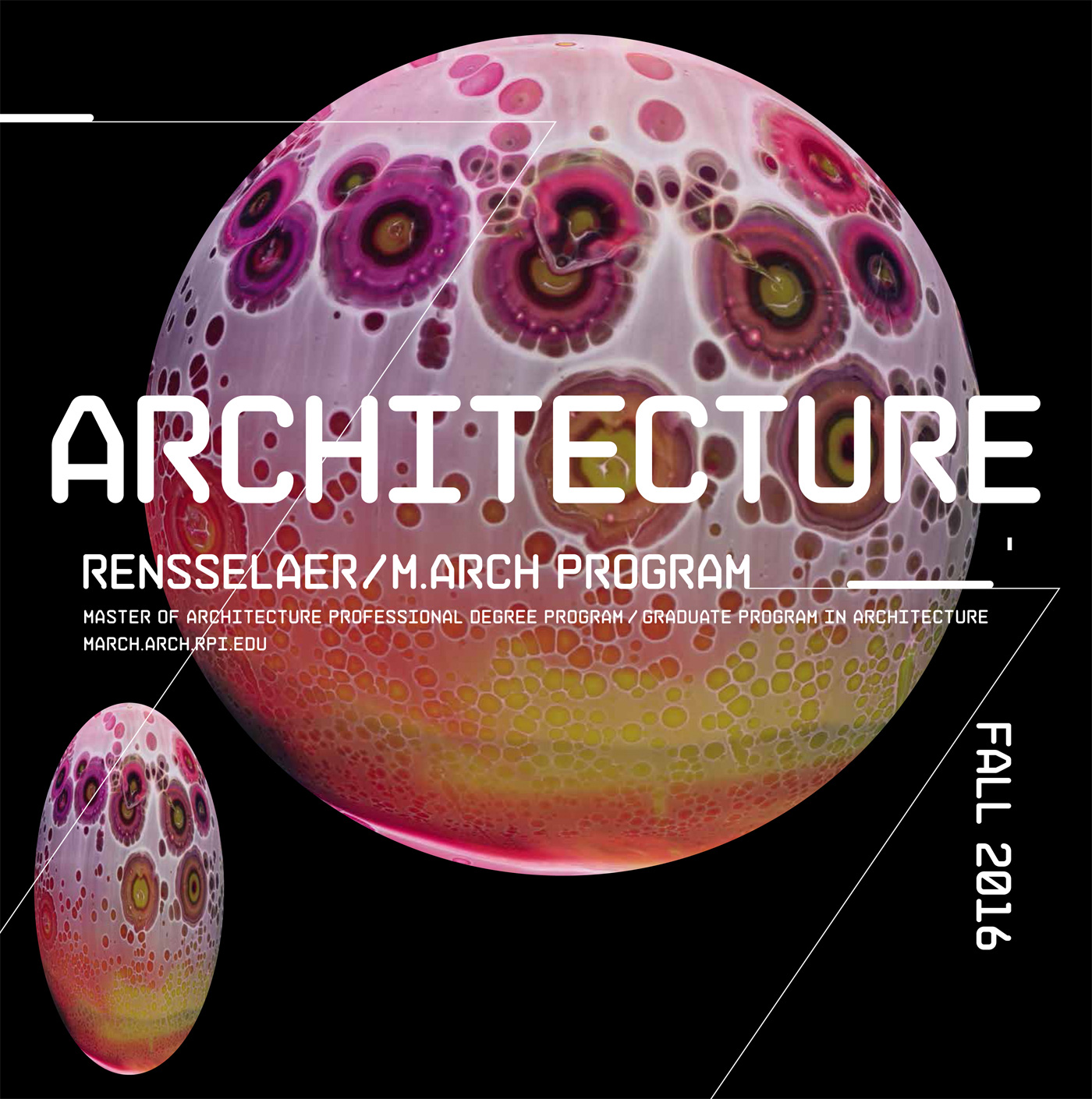 MArch Students at Rensselaer Architecture Specializing in a