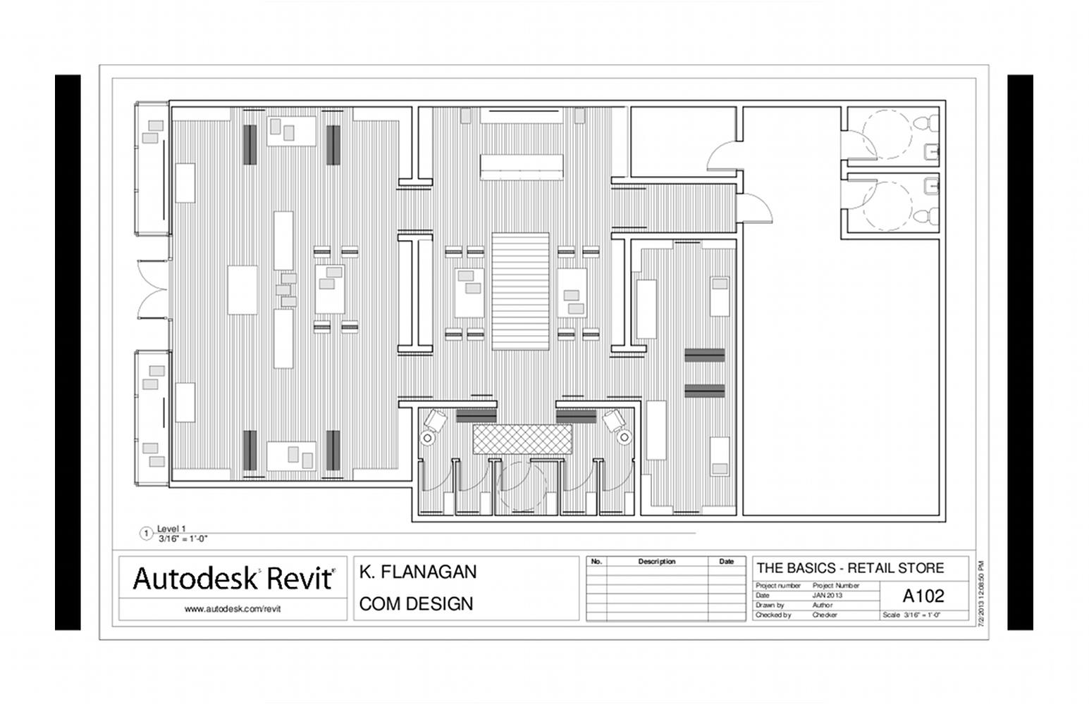 100 Store Floor Plan Fastbid 3 Trestle Station Lake