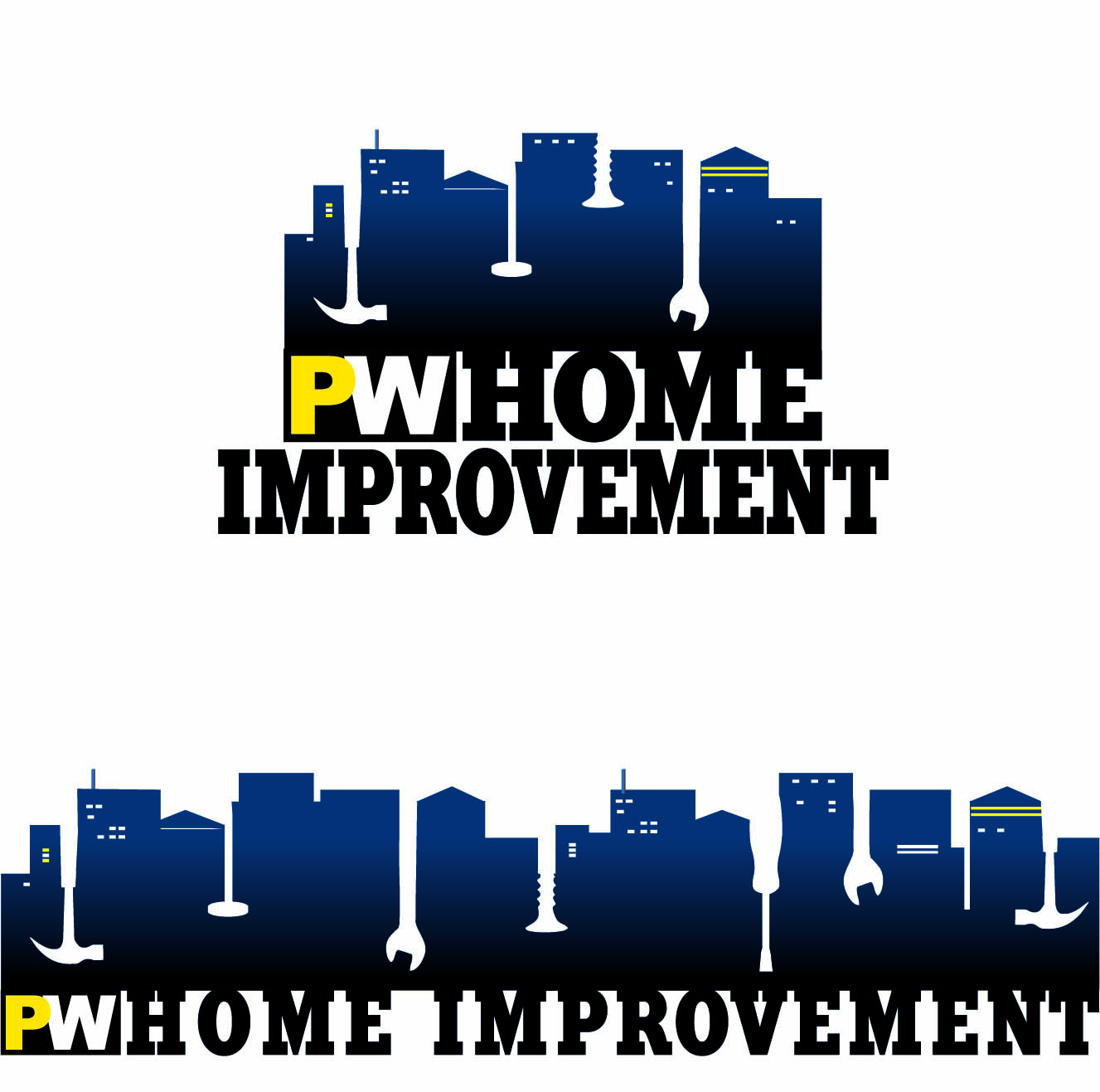 home improvement logo design | dionna gary | archinect