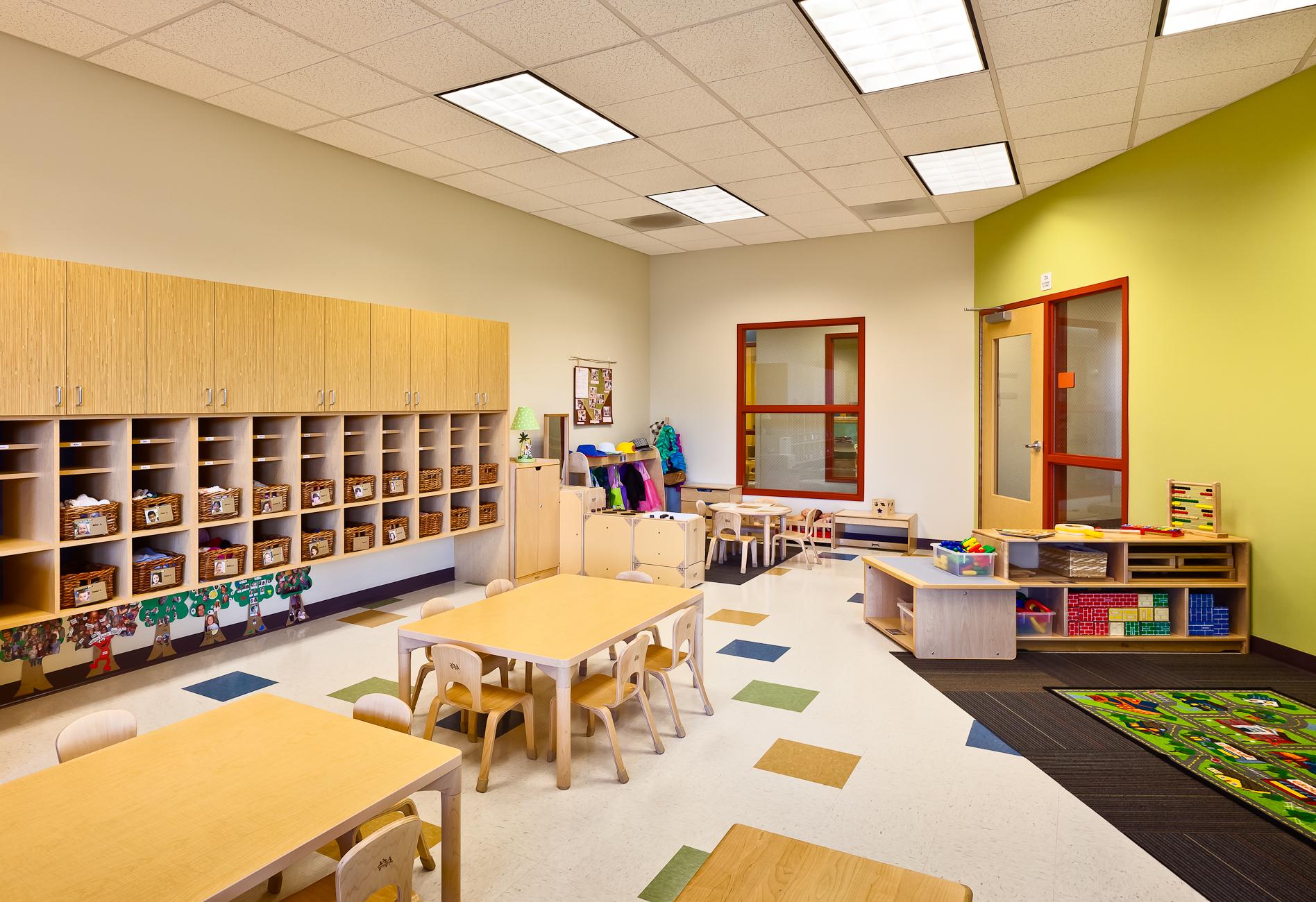 Ucla Childcare Center Josh Blumer Archinect